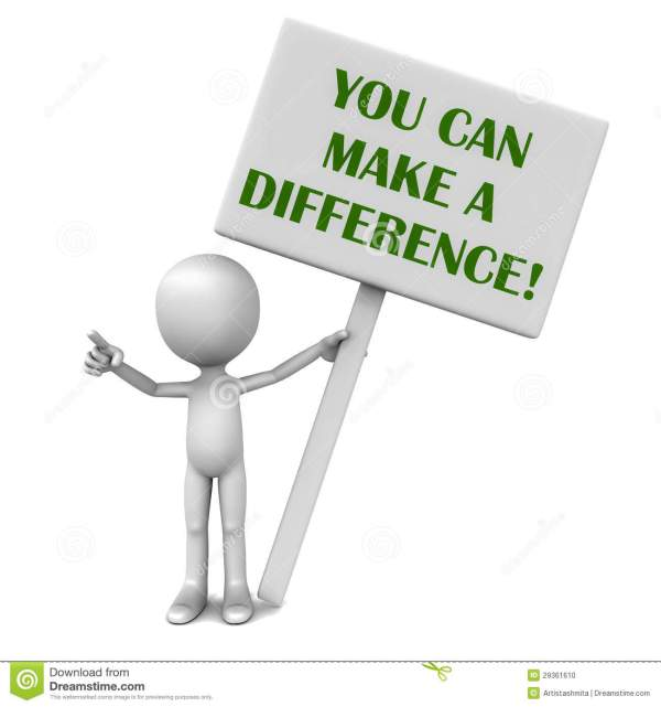 make difference stock