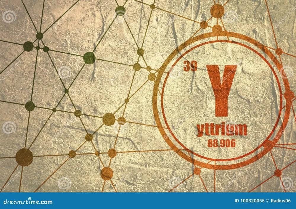 medium resolution of yttrium chemical element stock illustration illustration of school dot diagram carbon yttrium chemical element