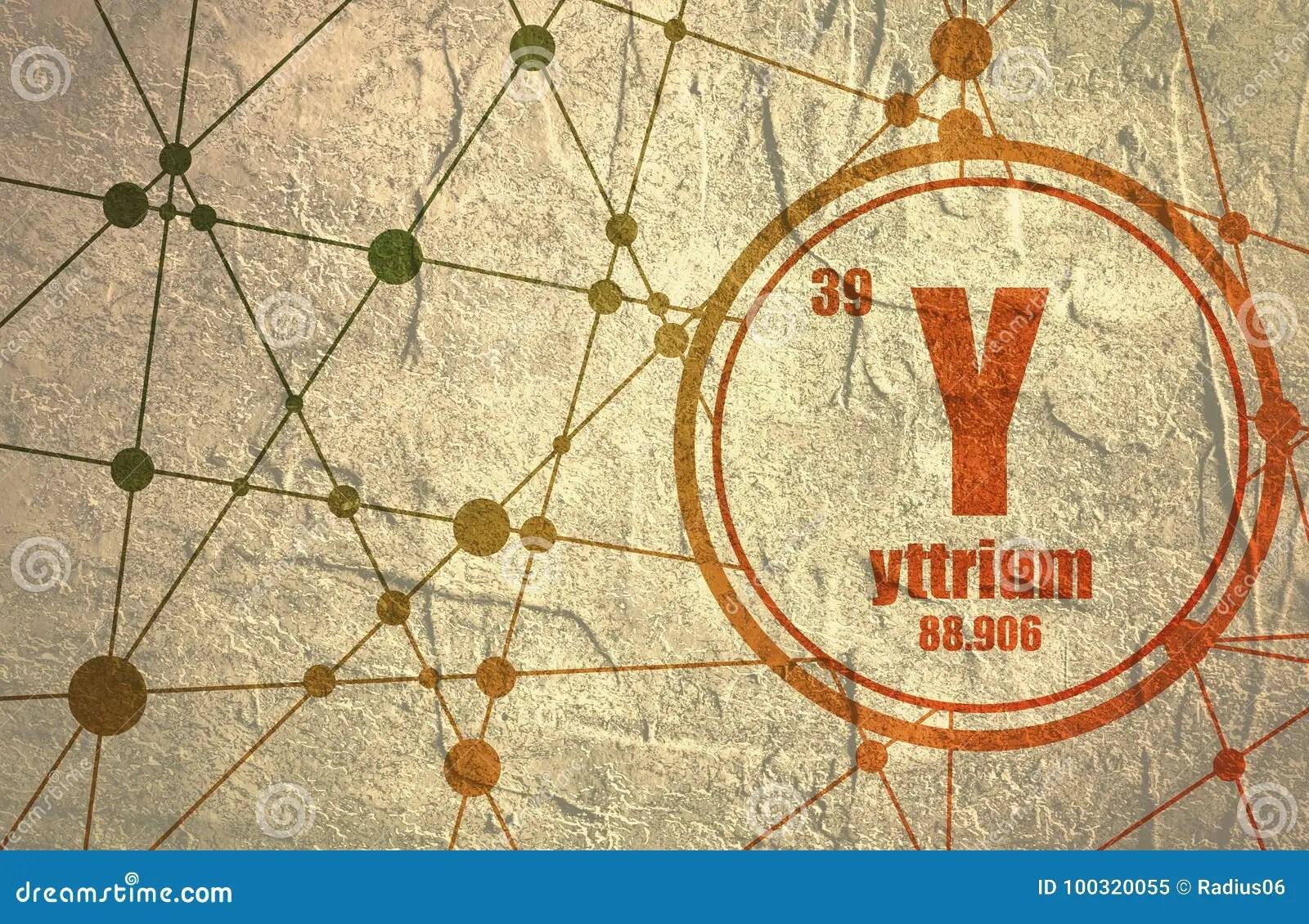hight resolution of yttrium chemical element stock illustration illustration of school dot diagram carbon yttrium chemical element