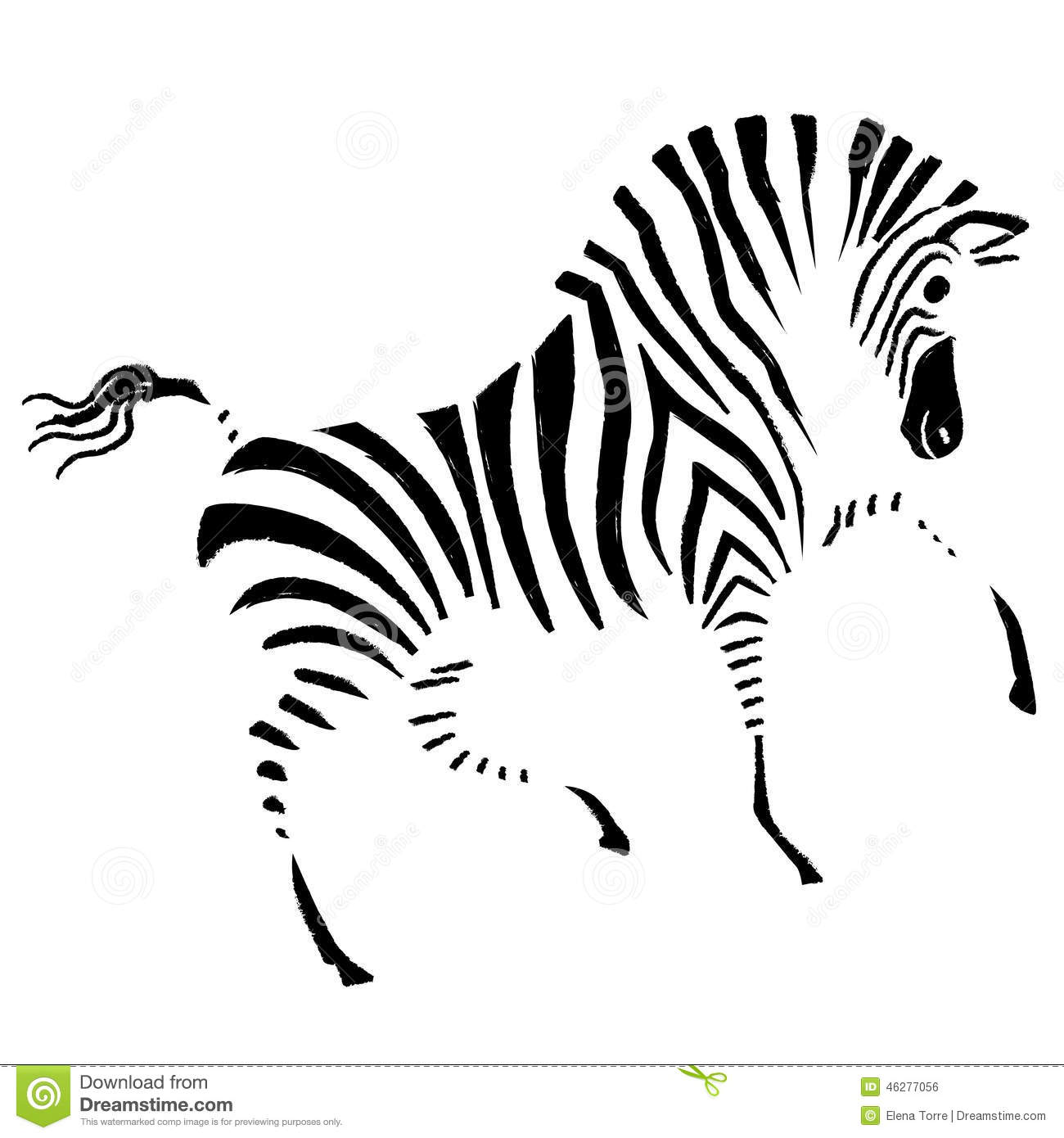 Zebra Cartoons Illustrations Amp Vector Stock Images