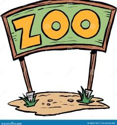 zoo sign [ 1346 x 1300 Pixel ]