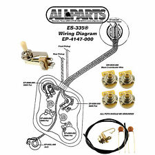 es 335 wiring kit   eBay