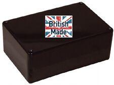 ABS BLACK PLASTIC ELECTRONICS PROJECT BOX ENCLOSURE 150 X 100 X 60MM