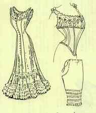 Image result for gibson girl underwear