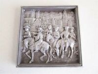 marcus designs wall plaque | eBay