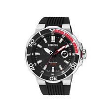 Citizen Eco Drive Watch AW1420 04E Rubber Yacht Sport