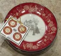 log cabin dinnerware | eBay