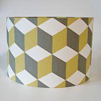 mustard lamp shade | eBay