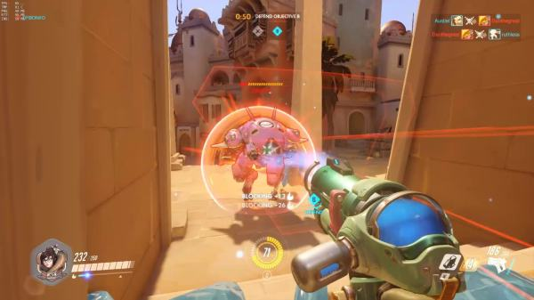 Inappropriate People Ruin Overwatch