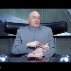 Dr Evil Chair Office Covers Ebay Latest Gifs Find The Top Gif On Gfycat Donald Trump In Austin Powers Giffake R Giffakes