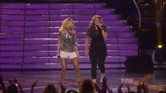 Mary Roach American Idol Audition