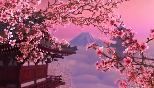 Live Wallpaper Spring Zen Hd 3d Salvapantallas Gifs Search Find Make Amp Share Gfycat Gifs