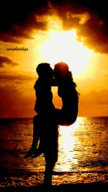 Girl And Boy Shadow Wallpaper Romantic Gifs Search Find Make Amp Share Gfycat Gifs