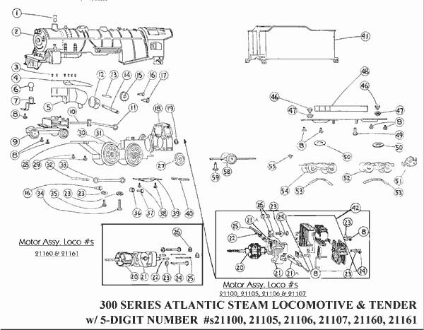 American Flyer Train Engine Wiring Diagram. American Flyer