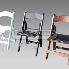 Folding Chairs For Rent Art Van Garden From Ct Rental Center
