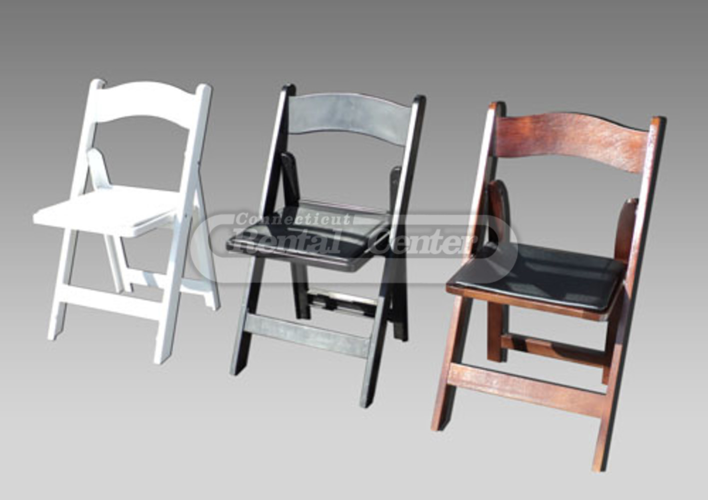 Folding Chairs For Rent Rent Garden Folding Chairs From Ct Rental Center