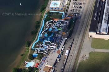 Sandcastle Waterpark  Pittsburgh by shutterrudder