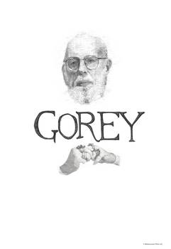 Edward Gorey Documentary Print by Christopher Seufert