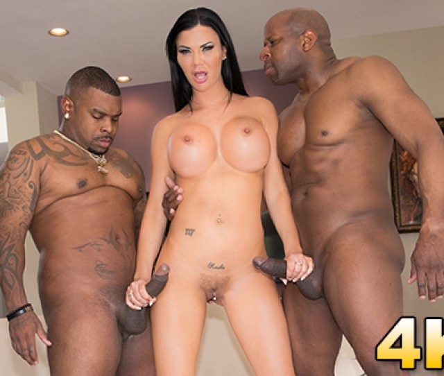 Jasmine Jae Gets Split Open By Prince Ricco In An Interracial Dp Jasmine Jae Prince Yahshua Rico Strong
