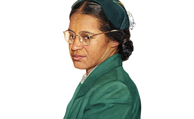 Get Reintroduced To Rosa Parks As A New Archive Reveals