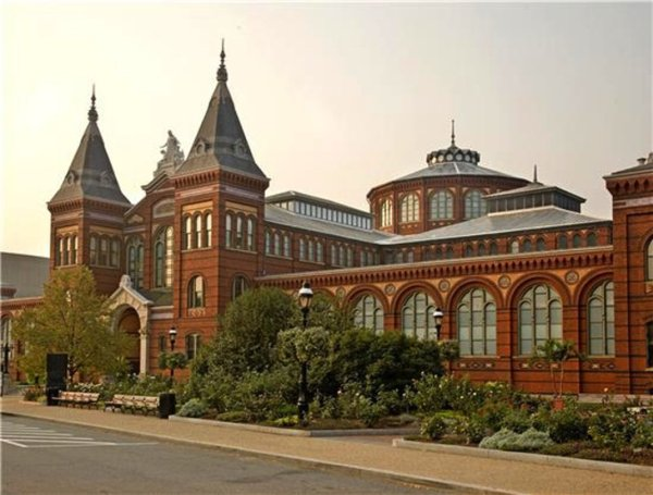 Arts And Industries Building Innovation