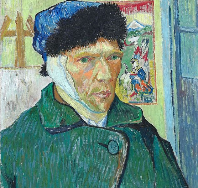 Van Gogh Cut Off a Lot More Than His Earlobe  Smart News  Smithsonian