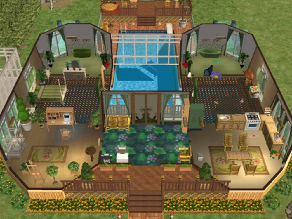 Mod The Sims Plant Sim Nursery