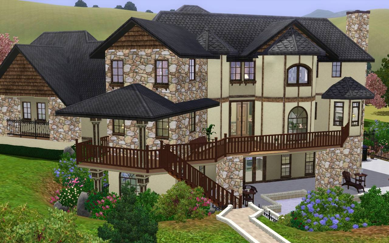 Sims 2 House Design Ideas House Interior