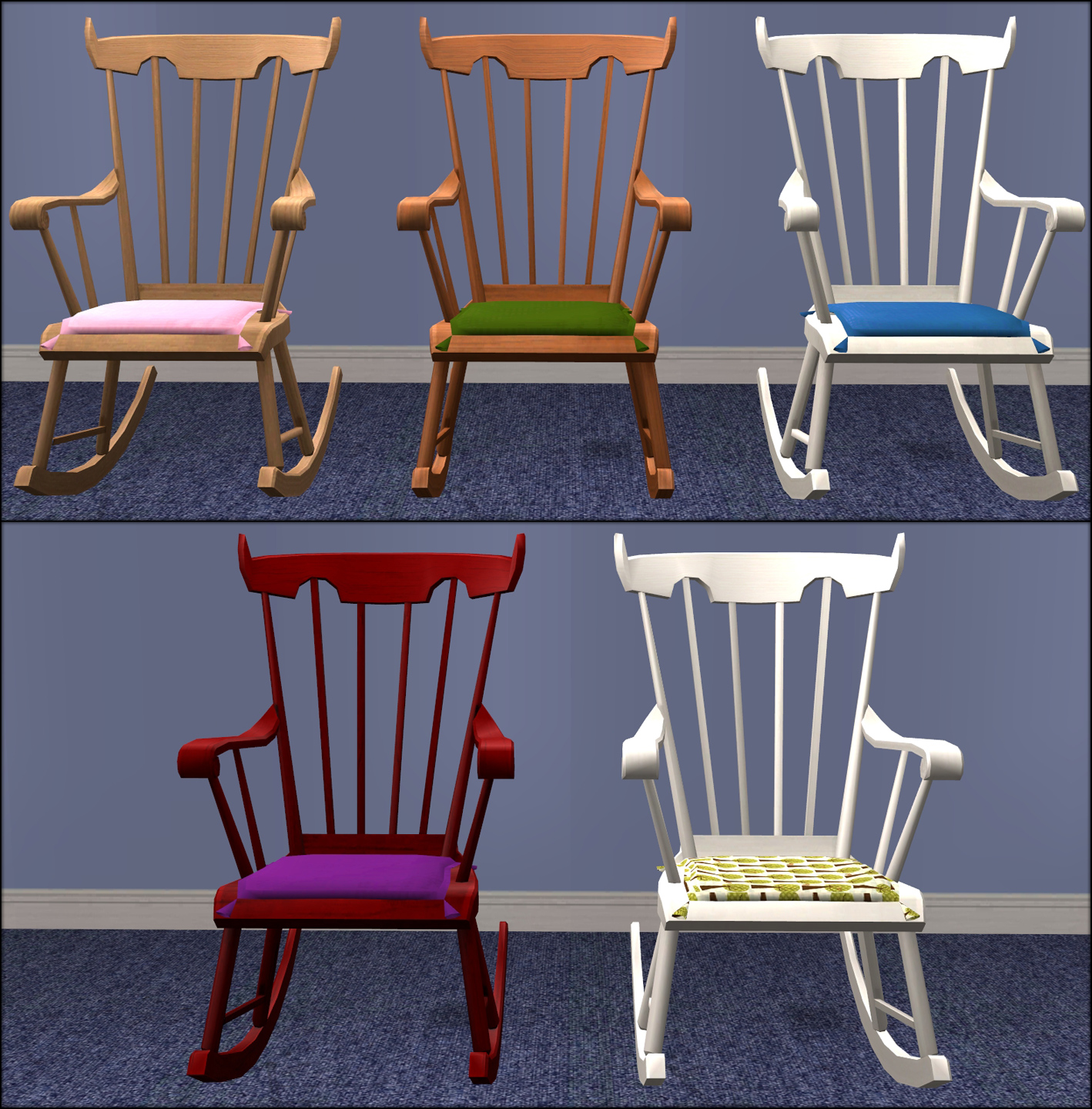 chair 1 2 black accent chairs under 100 mod the sims deluxe rockable snoozable rocking