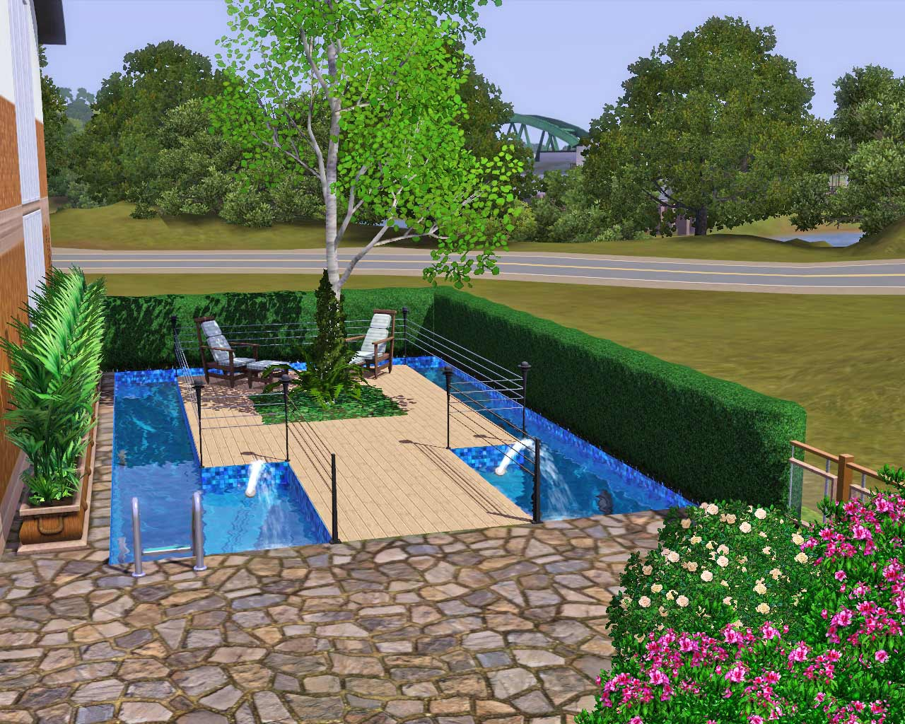 Mod The Sims Ledomus Starter Home Plan 3 No Cc The Home Plans