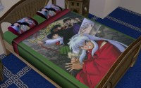 Mod The Sims - TESTERS WANTED: InuYasha bedding