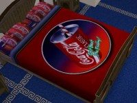 Mod The Sims - TESTERS WANTED: Coca-cola bed