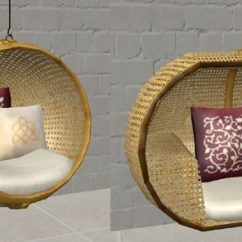 Hanging Chair The Sims 4 With Headrest Mod Js Round And Bonnie S Loveseat Where You Can Put Books Teacups Glasses Other Deco Objects See Picture Below Your Sit Lounge As In Chairs