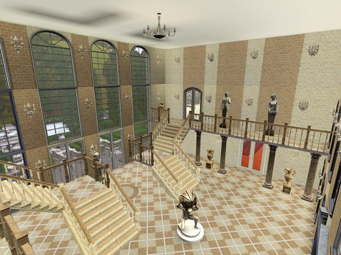 Mod The Sims Venus Mansion