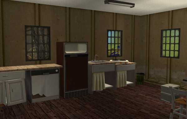 Mod The Sims The Vagrant Camp