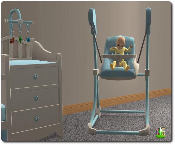Mod The Sims  Nursery AddOns Spruce up your BG and FT