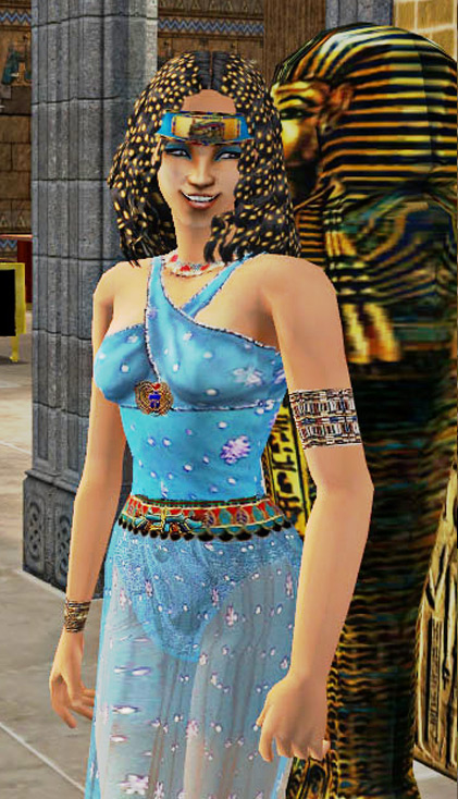 Mod The Sims  Egypt The Temple