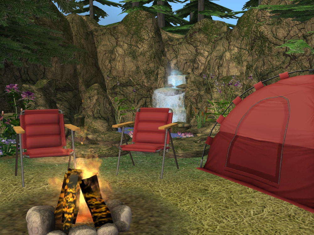 yeti folding chair baker dining chairs mod the sims grassco recolours x