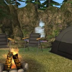 Yeti Folding Chair Quatropi Swing Mod The Sims - Grassco Recolours