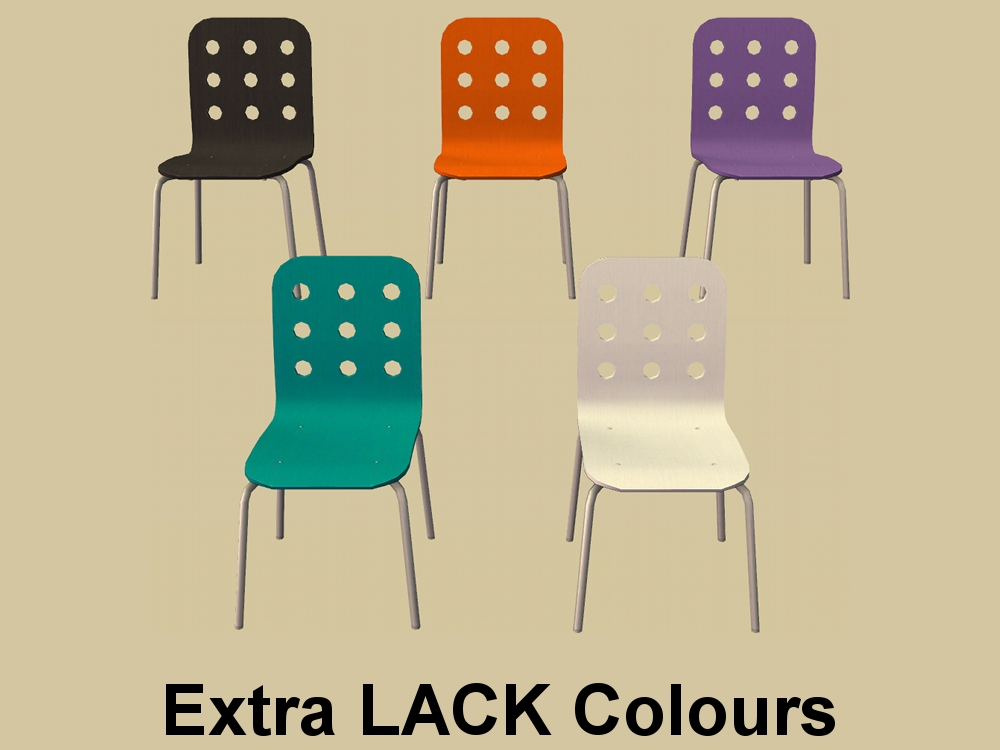 ikea jules chair how to fold up a cosco high mod the sims visitors extra recolours