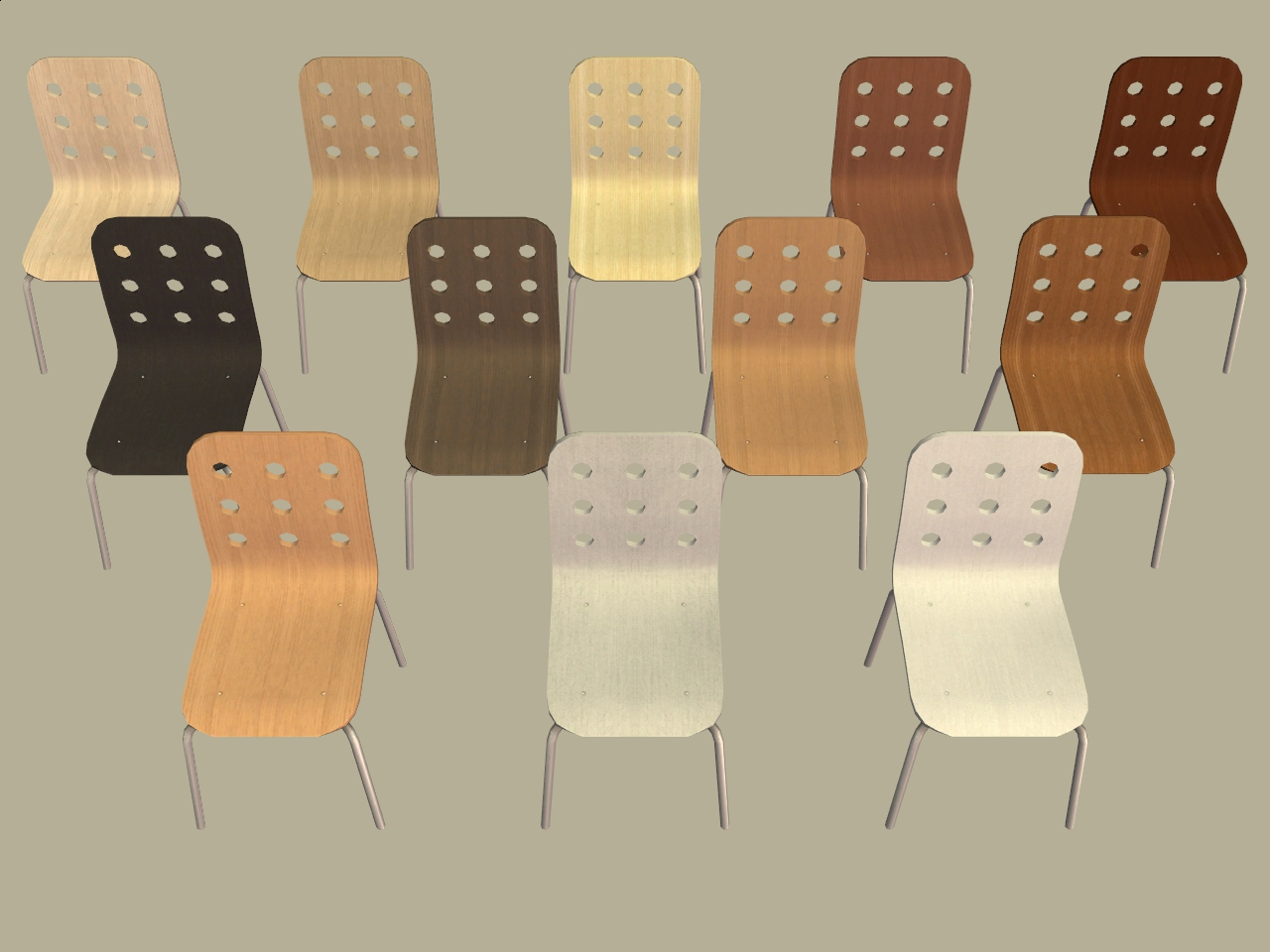 ikea jules chair modern salon styling chairs mod the sims 58 recolours of 39jules visitors
