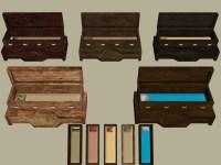 Mod The Sims - SMNIG Vampire Sleep Set Recolours