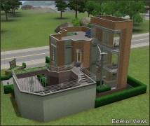 Zombie Apocalypse Survival House Plan