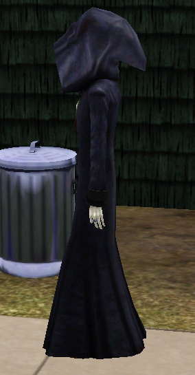 Mod The Sims  Death Robes