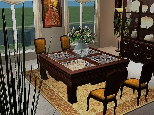 Mod The Sims UPDATED Added Single Tile TableNew