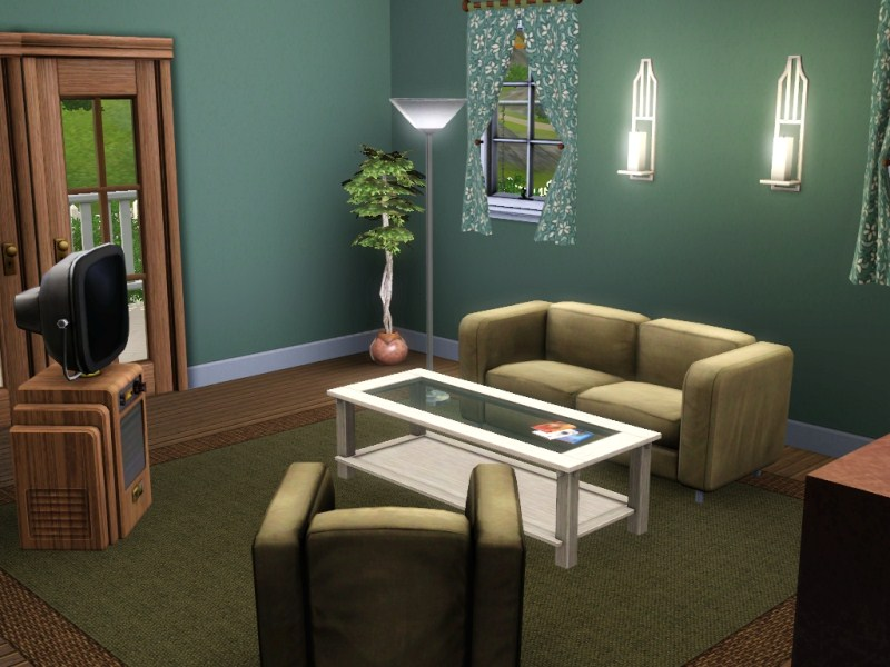 Mod The Sims 2 Br Country Home. Living Room Sets Sims 3 Modern Ideas  Nakicphotography Part 75