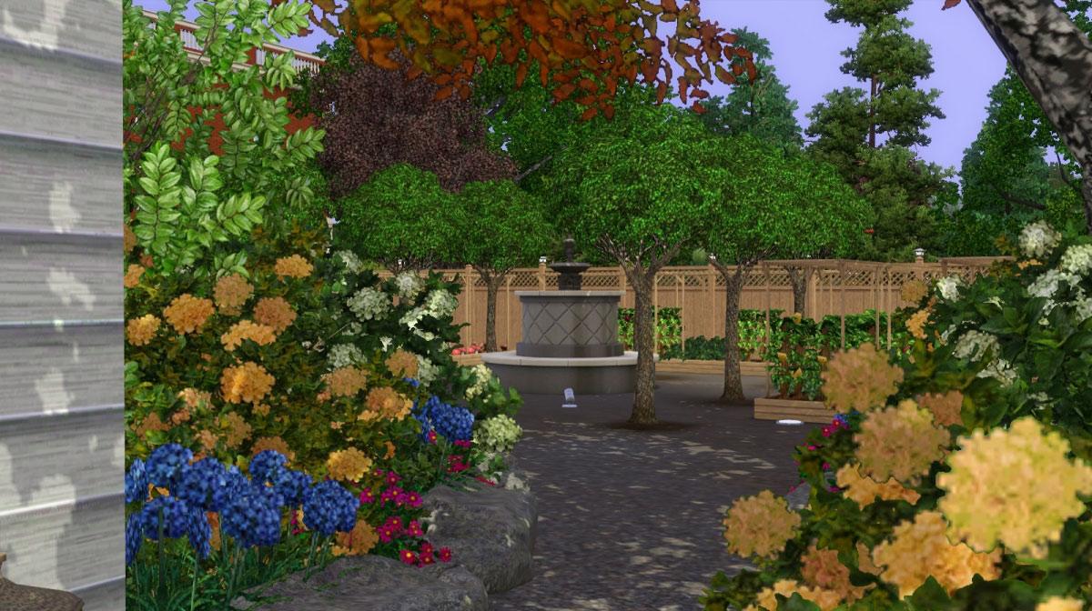 Mod The Sims Koigu Community Gardens
