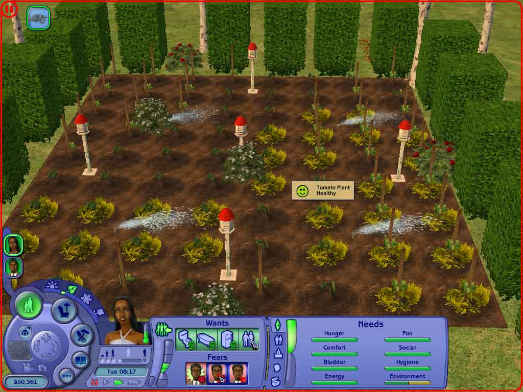 Mod The Sims  Garden Plants Mod  No Quality Loss Due to