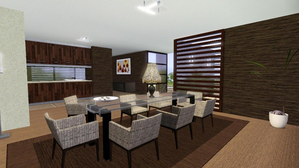 Mod The Sims Aleya Modern