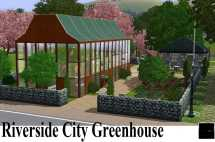 Community Garden Greenhouse